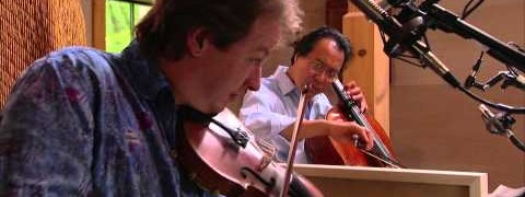 String Quartet: Yo Yo Ma, Stewart Duncan, Edgar Meyer, Chris Thile – Attaboy